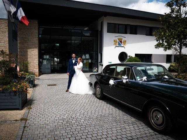 Le mariage de Olivier et Charlène à Theix, Morbihan 53