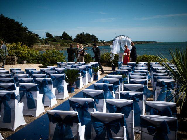 Le mariage de Olivier et Charlène à Theix, Morbihan 57