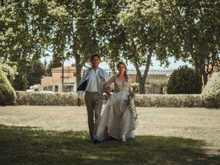 Le mariage de Marine et Sébastien 1
