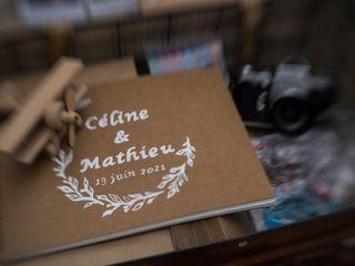 Le mariage de Céline et Mathieu 1
