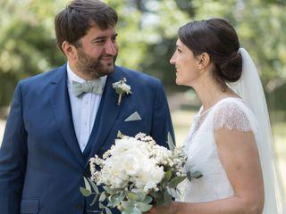 Le mariage de Céline et Mathieu