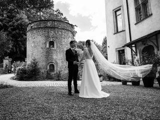 Le mariage de Elise et Ferdi