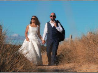 Le mariage de sandy et yannick