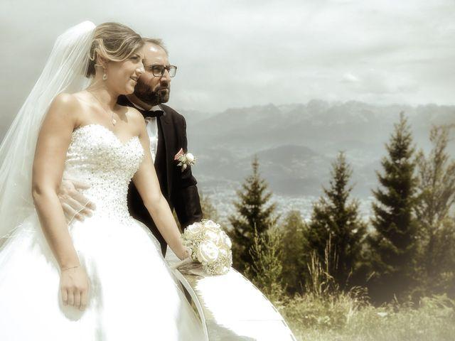 Le mariage de Yann et Anaïs à Lans-en-Vercors, Isère 23