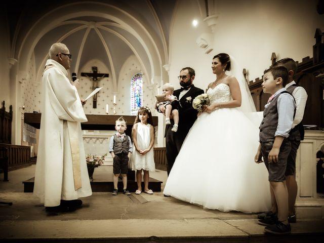 Le mariage de Yann et Anaïs à Lans-en-Vercors, Isère 33