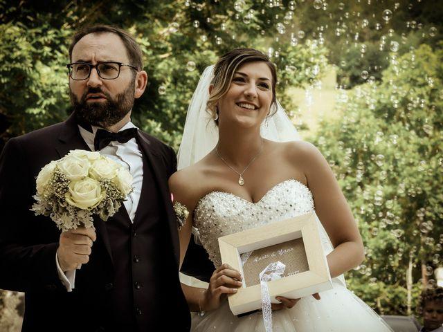 Le mariage de Yann et Anaïs à Lans-en-Vercors, Isère 36
