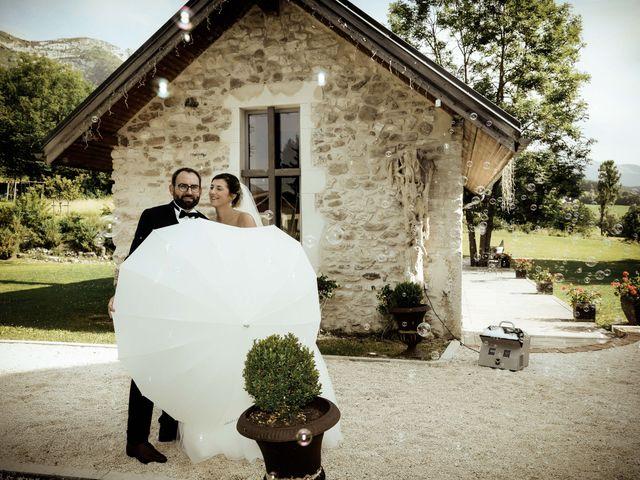 Le mariage de Yann et Anaïs à Lans-en-Vercors, Isère 37