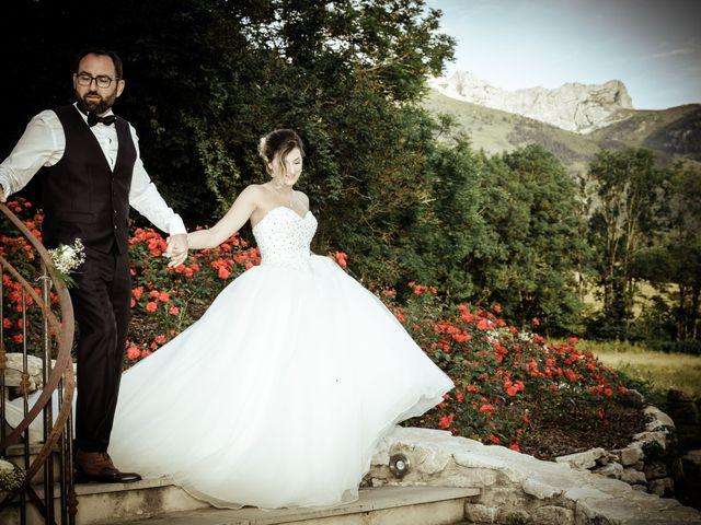 Le mariage de Yann et Anaïs à Lans-en-Vercors, Isère 42