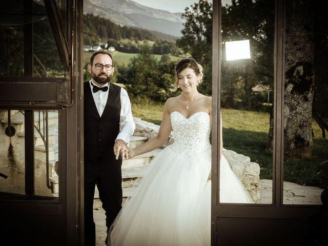 Le mariage de Yann et Anaïs à Lans-en-Vercors, Isère 43