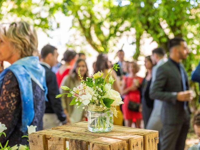 Le mariage de Samed et Adeline à Tabanac, Gironde 3