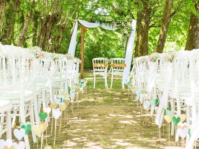 Le mariage de Samed et Adeline à Tabanac, Gironde 2
