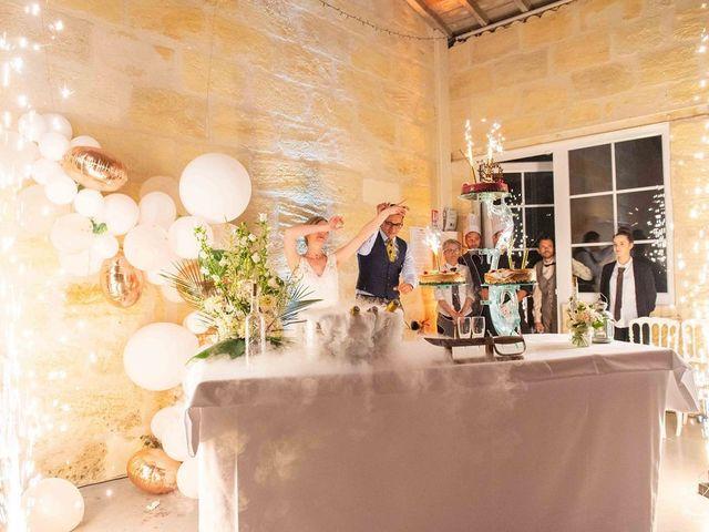 Le mariage de Samed et Adeline à Tabanac, Gironde 7