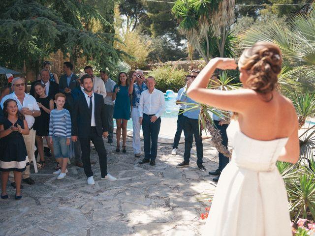 Le mariage de Martial et Margaux à Bandol, Var 15