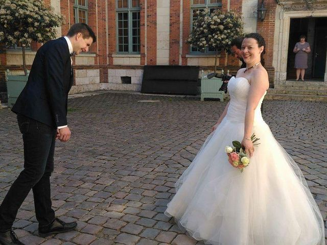 Le mariage de Marion et Jean à Chartres, Eure-et-Loir 4