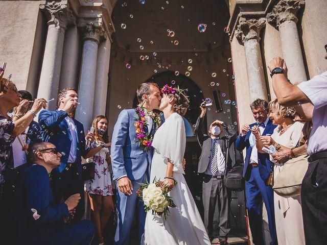 Le mariage de Julien et Roxane à Port-Vendres, Pyrénées-Orientales 7