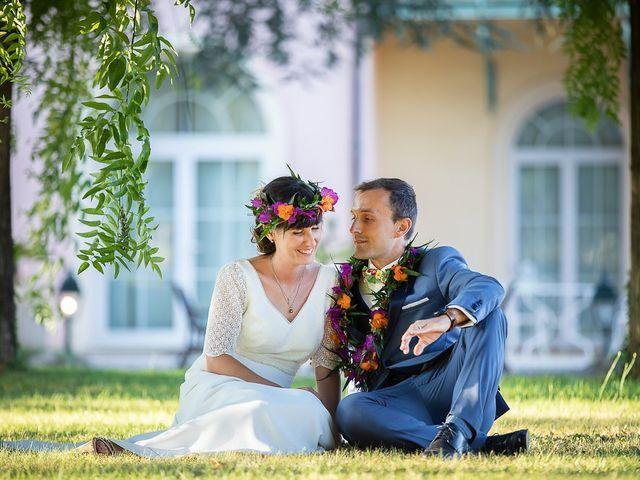 Le mariage de Julien et Roxane à Port-Vendres, Pyrénées-Orientales 8