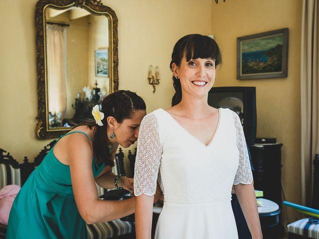 Le mariage de Julien et Roxane à Port-Vendres, Pyrénées-Orientales 10