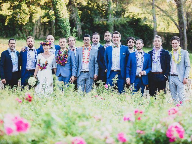 Le mariage de Julien et Roxane à Port-Vendres, Pyrénées-Orientales 42
