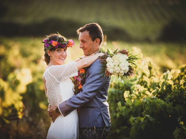 Le mariage de Roxane et Julien
