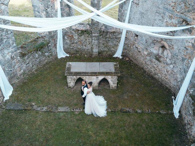 Le mariage de Anthony et Elodie à Fontenay-Trésigny, Seine-et-Marne 7