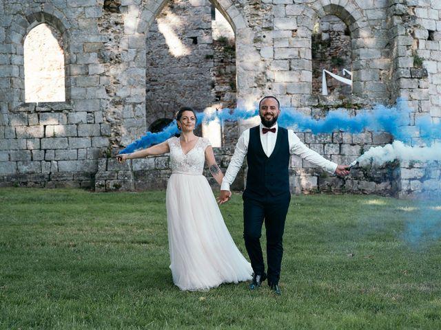 Le mariage de Anthony et Elodie à Fontenay-Trésigny, Seine-et-Marne 8