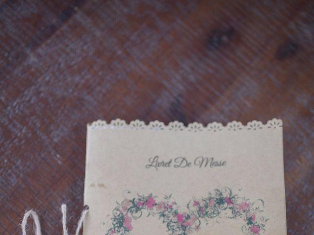 Le mariage de Vincent et Audrey à L'Étang-Salé, La Réunion 7