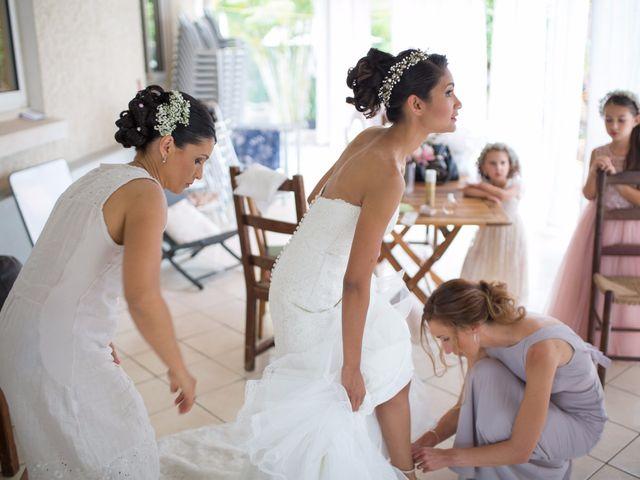Le mariage de Vincent et Audrey à L'Étang-Salé, La Réunion 13
