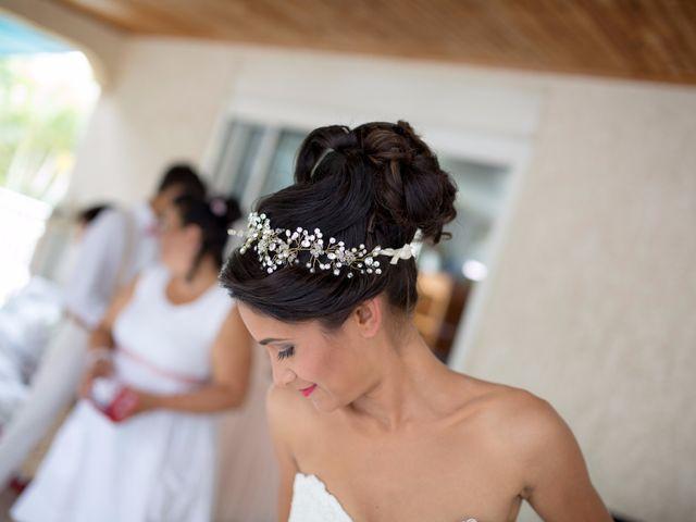 Le mariage de Vincent et Audrey à L'Étang-Salé, La Réunion 14