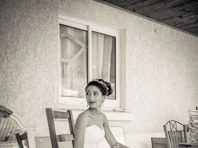 Le mariage de Vincent et Audrey à L'Étang-Salé, La Réunion 18