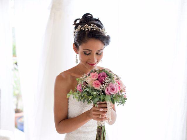 Le mariage de Vincent et Audrey à L'Étang-Salé, La Réunion 19