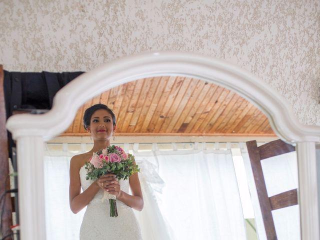 Le mariage de Vincent et Audrey à L'Étang-Salé, La Réunion 20
