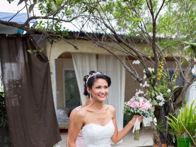Le mariage de Vincent et Audrey à L'Étang-Salé, La Réunion 22