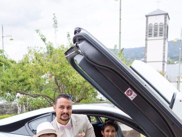 Le mariage de Vincent et Audrey à L'Étang-Salé, La Réunion 31