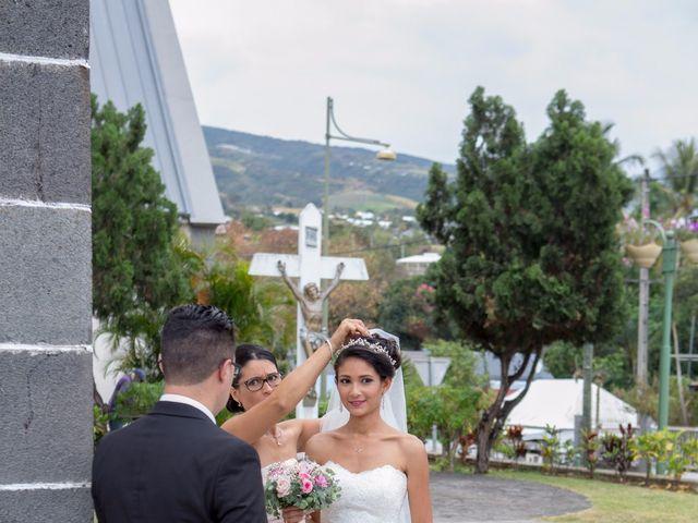 Le mariage de Vincent et Audrey à L'Étang-Salé, La Réunion 33