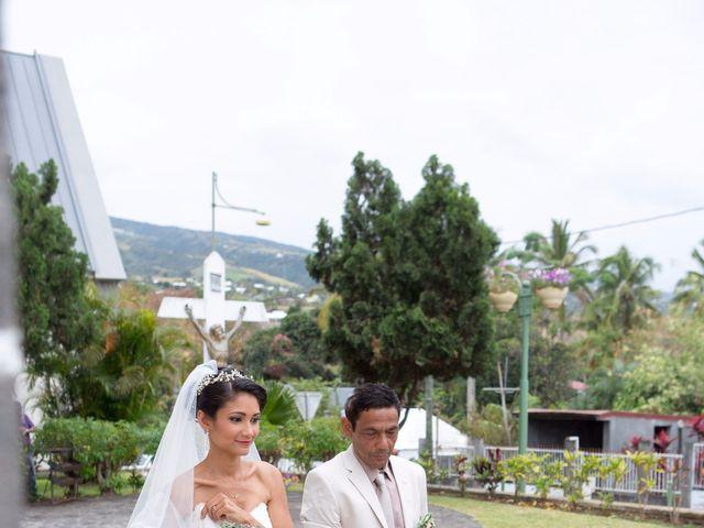 Le mariage de Vincent et Audrey à L'Étang-Salé, La Réunion 34