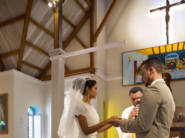 Le mariage de Vincent et Audrey à L'Étang-Salé, La Réunion 37