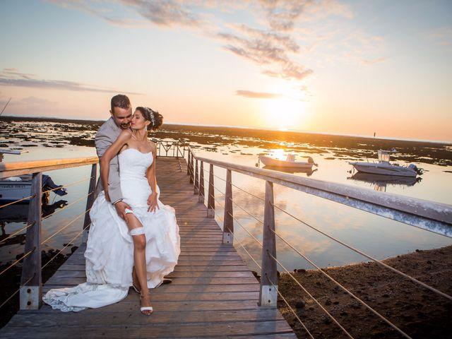 Le mariage de Vincent et Audrey à L'Étang-Salé, La Réunion 43