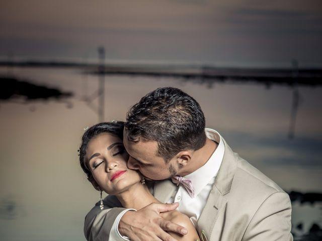 Le mariage de Vincent et Audrey à L'Étang-Salé, La Réunion 47