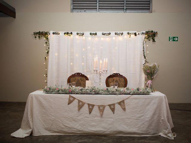 Le mariage de Vincent et Audrey à L'Étang-Salé, La Réunion 50