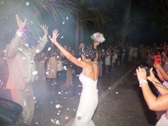 Le mariage de Vincent et Audrey à L'Étang-Salé, La Réunion 65