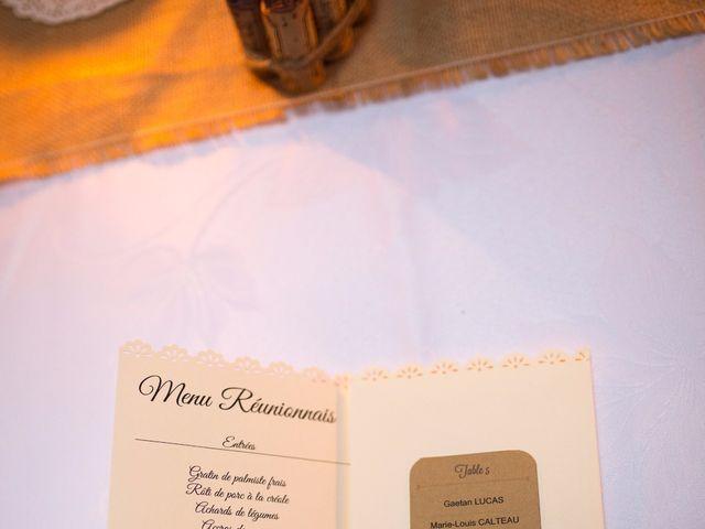 Le mariage de Vincent et Audrey à L'Étang-Salé, La Réunion 61