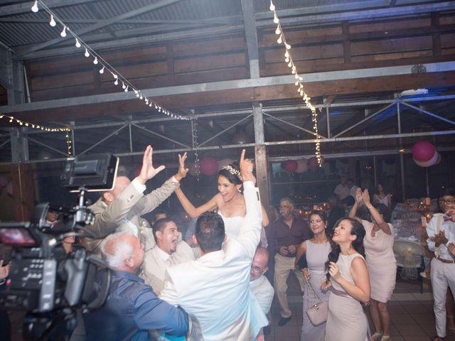 Le mariage de Vincent et Audrey à L'Étang-Salé, La Réunion 66