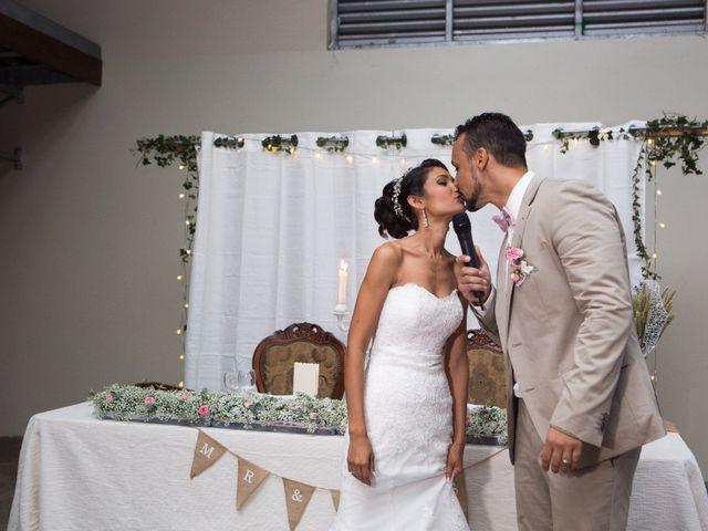 Le mariage de Vincent et Audrey à L'Étang-Salé, La Réunion 68