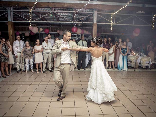 Le mariage de Vincent et Audrey à L'Étang-Salé, La Réunion 69