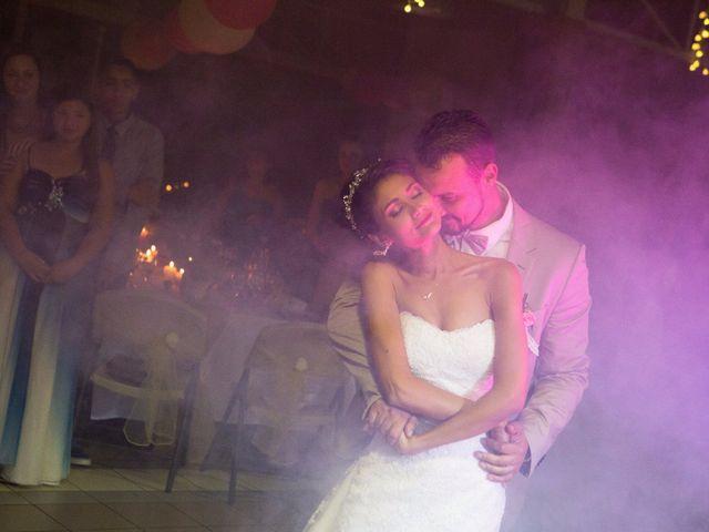 Le mariage de Vincent et Audrey à L'Étang-Salé, La Réunion 70