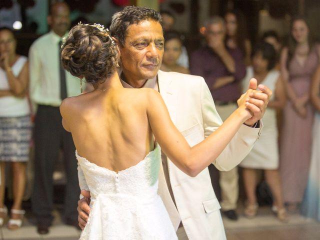 Le mariage de Vincent et Audrey à L'Étang-Salé, La Réunion 73