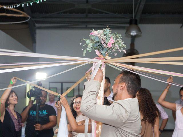 Le mariage de Vincent et Audrey à L'Étang-Salé, La Réunion 75