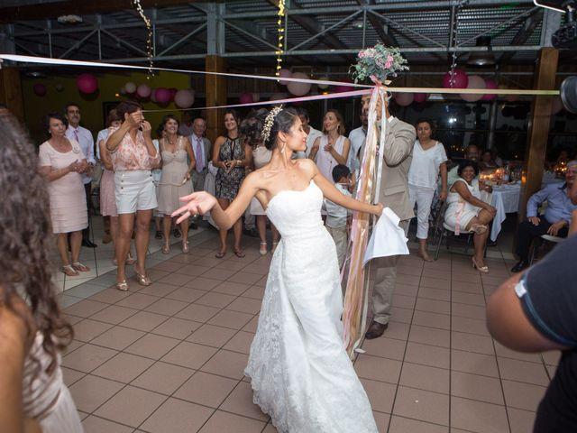 Le mariage de Vincent et Audrey à L'Étang-Salé, La Réunion 76