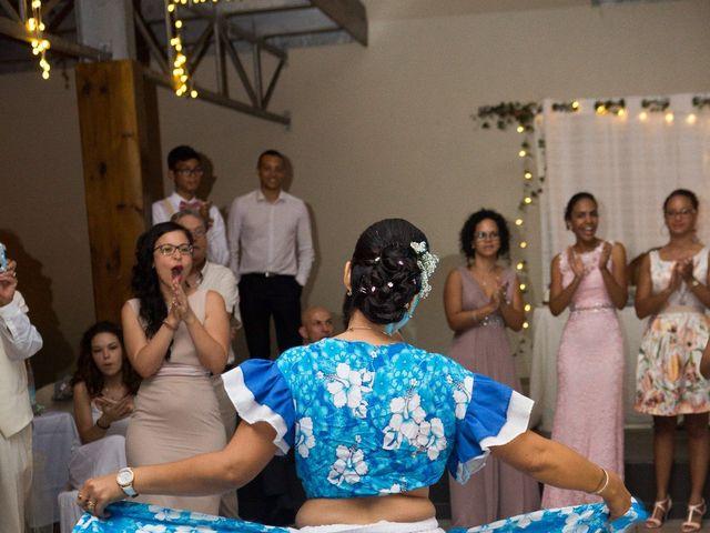 Le mariage de Vincent et Audrey à L'Étang-Salé, La Réunion 77