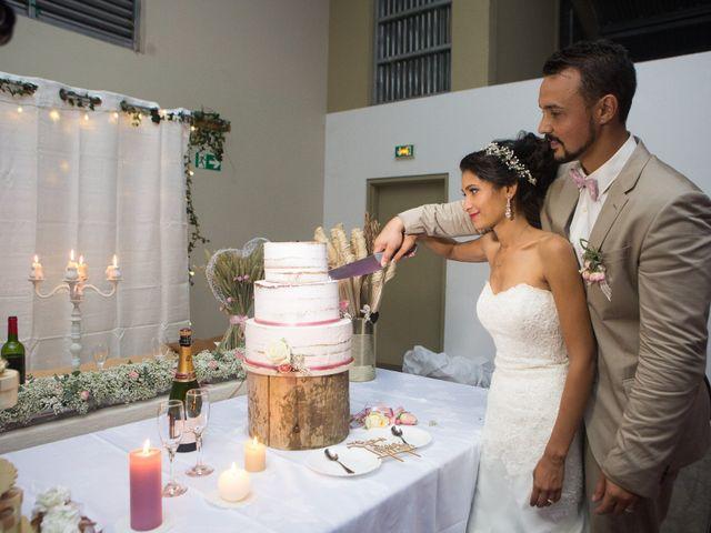 Le mariage de Vincent et Audrey à L'Étang-Salé, La Réunion 78
